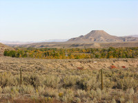 Wind River and Crowheart Butte